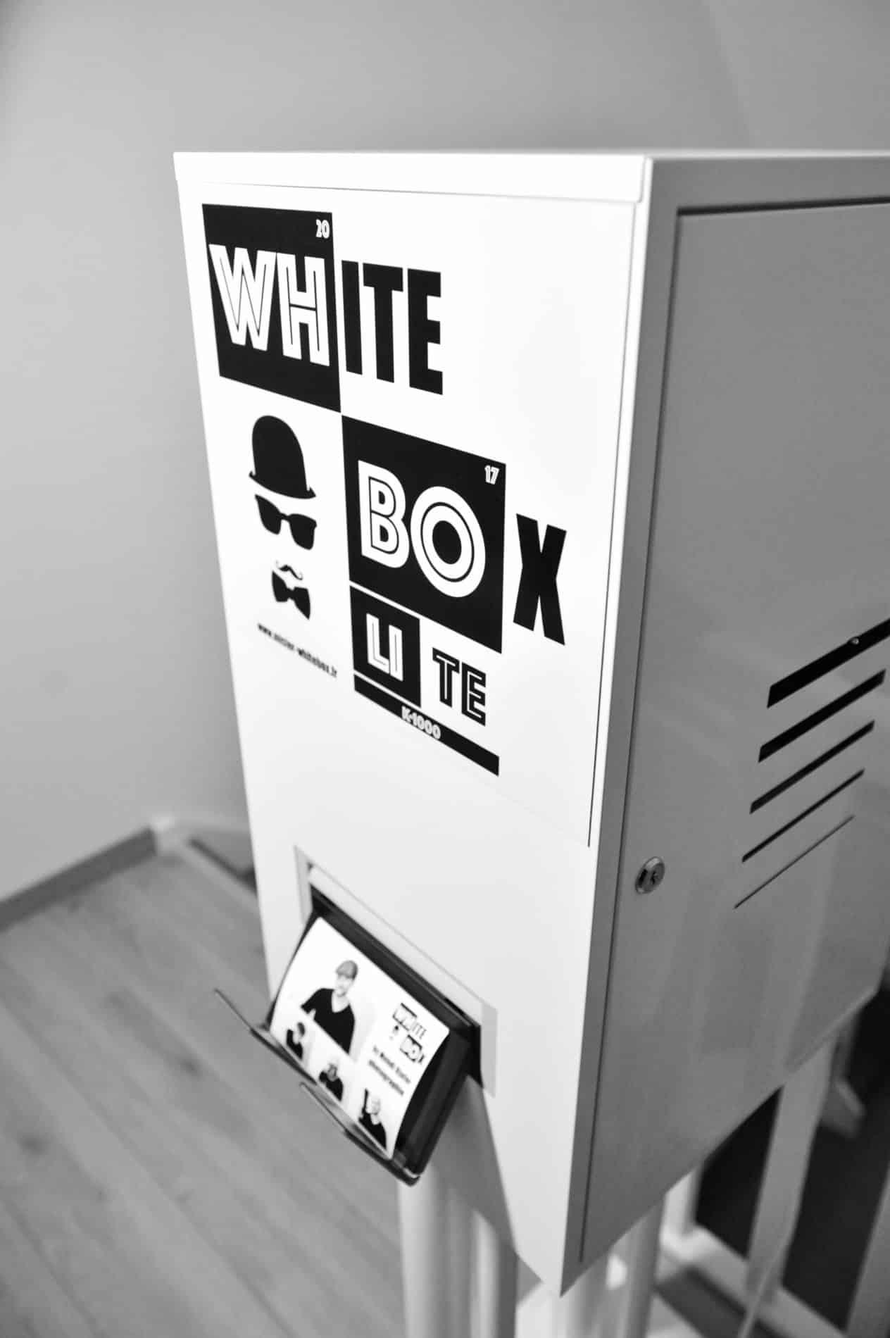 borne photobooth lille