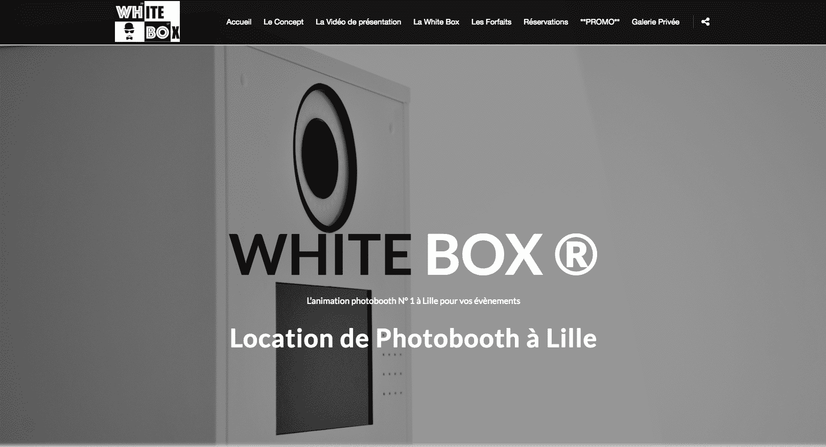Location de bornes PhotoBooth